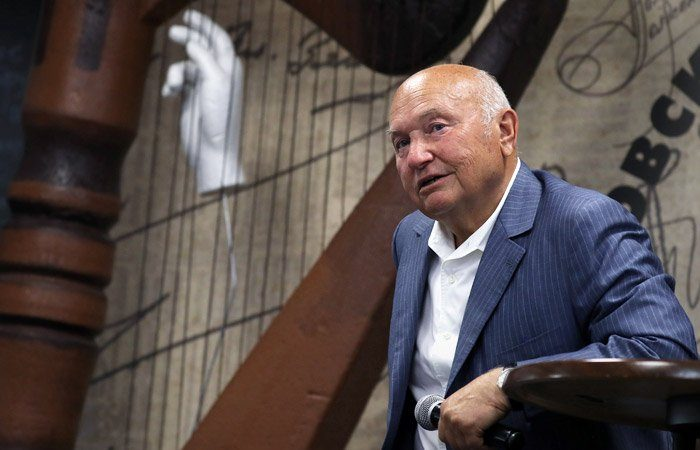 Умер бывший мэр Москвы