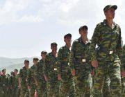 Весенний призыв новобранцев в ряды вооружённых сил не переносится