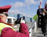 Россия открыла границы воздушного пространства?