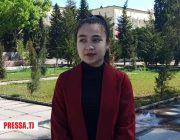 Маҳорати суханварии донишҷӯи ДМТ (Видео)