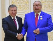 Миллионҳои миллиардери  ӯзбек ба муқобили коронавирус