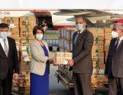 Гуманитарная помощь Таджикистану от Индии