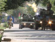 На Афгано-Таджикской границе военные действия продолжаются