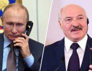 Путин Лукашенкоро табрик кард. Дигарон дар навбат…