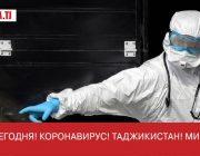 Коронавирус в Таджикистане на 23 сентября 2020 г.