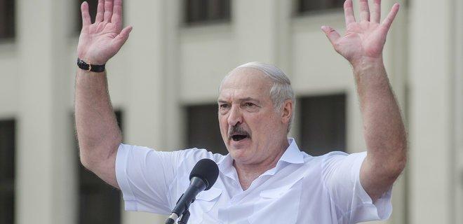 Туск: Лукашенко президенти Украина ва Беларус шудан мехост