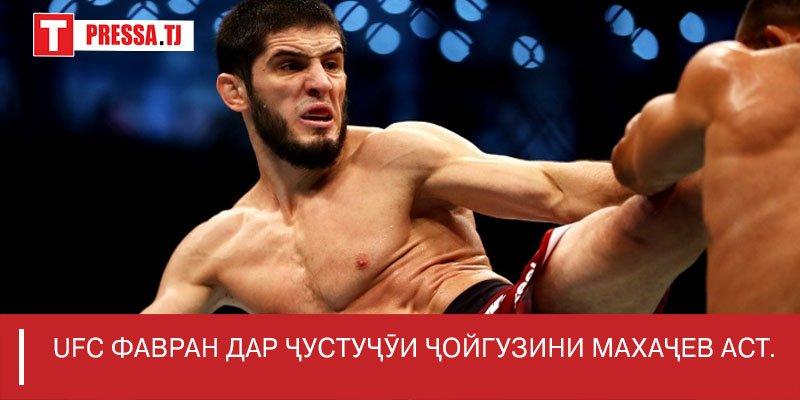 Чаро Махаҷев аз набард даст кашид?
