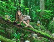 Маленькую девочку забыли в джунглях на 10 лет!
