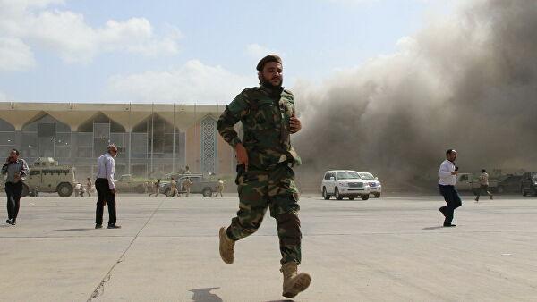 Число погибших при взрыве в аэропорту в Йемене увеличилось до 22