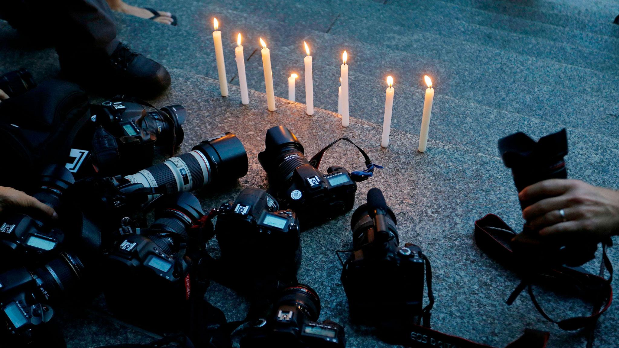 В 2020 году в мире убили 50 журналистов