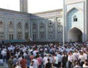 Мечети ждут посетителей