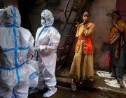 В Индии выявили рекордные 217 тысяч случаев COVID-19 за сутки