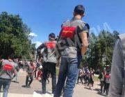 Дар Бишкек боз митинг…