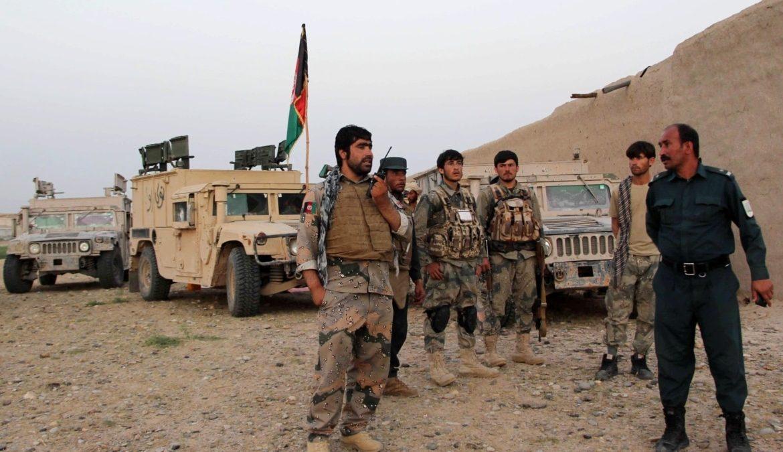 Министр обороны в Мазари Шариф. Кто освободить Север Афганистана?